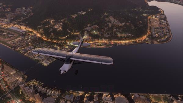 Microsoft's Flight Simulator 2020