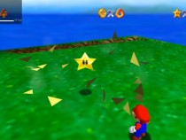Nintendo's Super Mario 64 PC Port