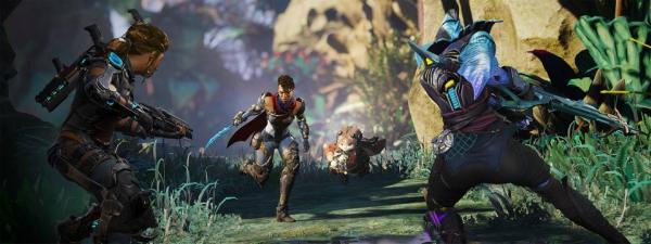 Amazon Game Studios' Crucible