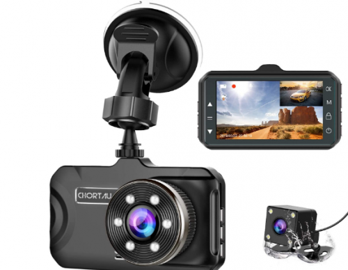 Beginner Driving Hacks: Dashcams for Better Visibility