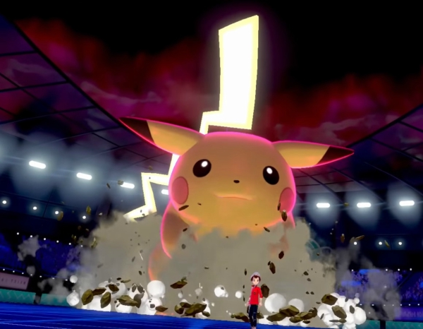 Gigantimax Pikachu
