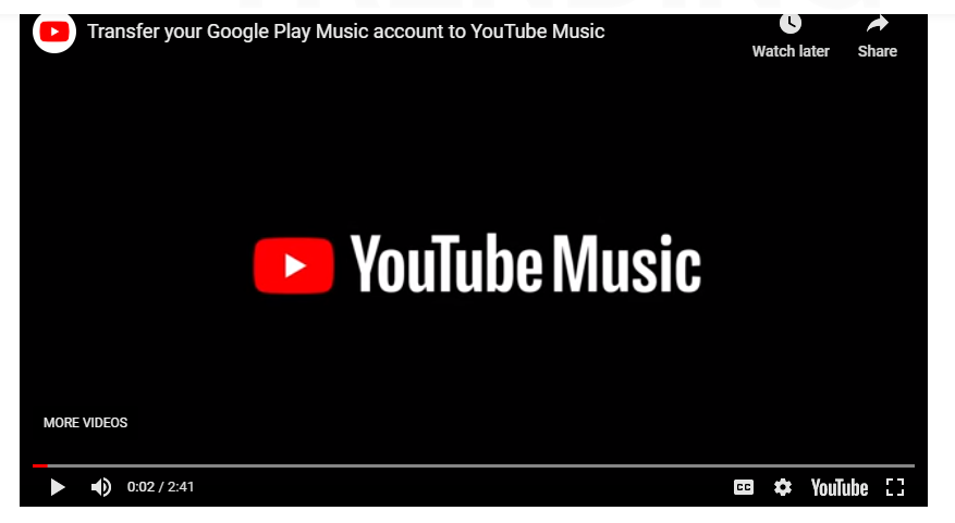 Here's the Easiest Way to Transfer Google Play Music to Youtube Music: From Android, iOs or Web Browser!
