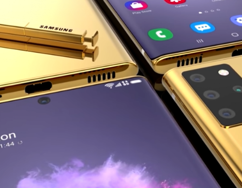 Samsung Galaxy Note 20 and 20+ Color Leaks: Green? Copper?