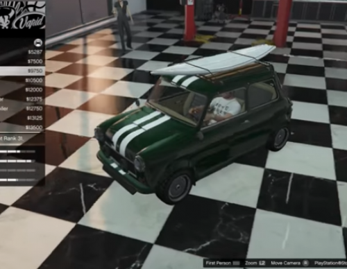 RockStar Games Grand Theft Auto V Online Gives Out GTA$500,000 The Weeny Issi is Now King! Here's What You Get for Participating