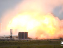 [Video] SpaceX Starship Prototype Exploads Ahead of Anticipated Crewed Rocket Launch