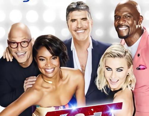 America's Got Talent Fourteenth Season Poster