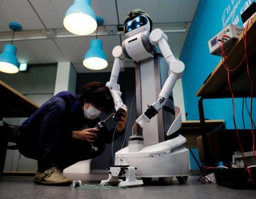 Ugo robot