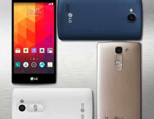 LG Magna, Spirit, Leon, and Joy mid-range smartphones ready for global launch