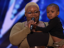 America's Got Talent's Homeless Mother Sings The Rolling Stones'