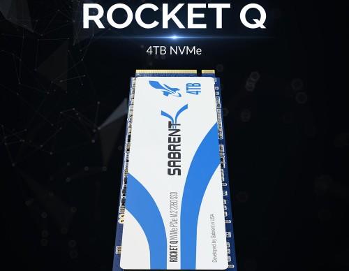 Sabrent Rocket Q 4TB NVMe SSD