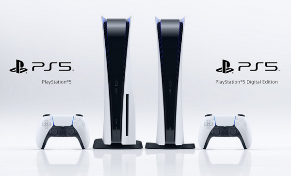 PlayStation 5 appearance