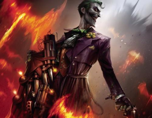 Alternate cover of Batman #95