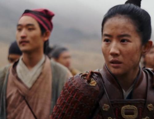 Mulan in upcoming Disney live-action remake of Mulan