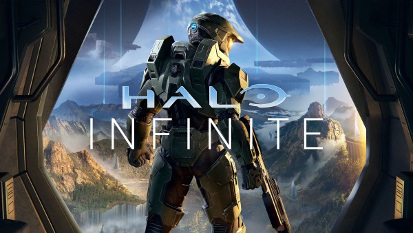 Halo Infinite official art