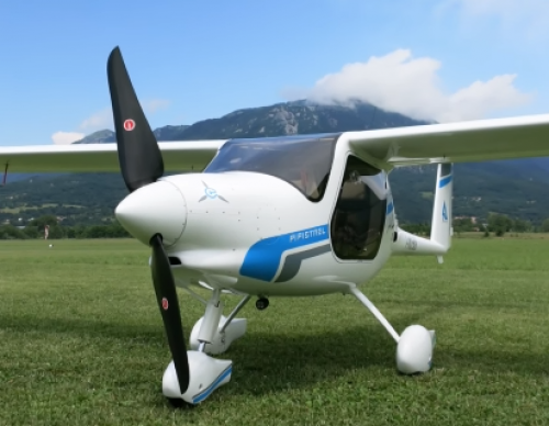 Tesla of the Sky? Could the Velis Electro Airplane be the Electic Cars of the Sky?