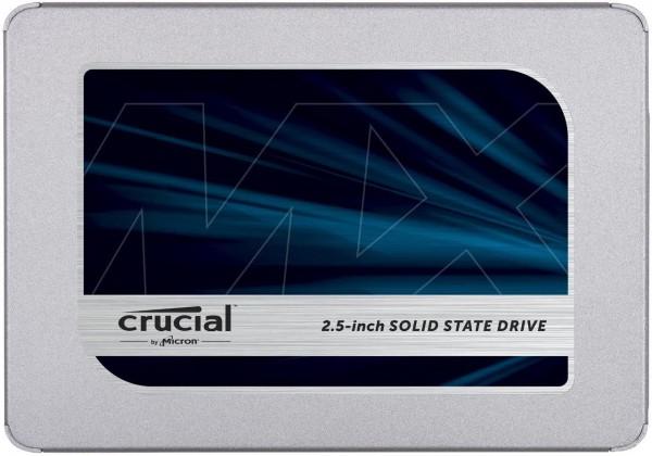 Crucial MX500 1TB 3D NAND SATA 2.5 Inch Internal SSD