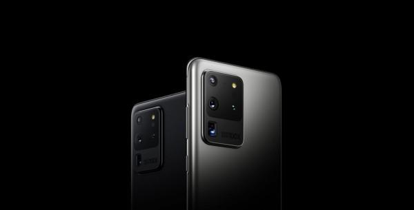 Samsung Galaxy S20+ Ultra
