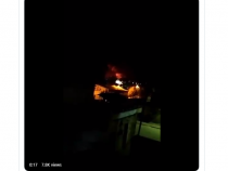 WATCH! Videos of Alleged Israeli Air Raid Aftermath Syrian Hama Province Circulates Online