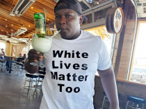 'White Lives Matter Too' Niko Nance Goes Viral as the Statement Shirt He was Wearing Almost Cost Him His Life
