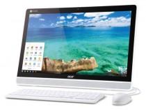 Acer Chromebase AIO Chrome OS desktop with touch display