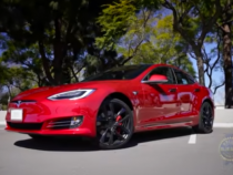 Tesla New Feature Spotted? Model S is Testing Out Sensors for Autopilot!