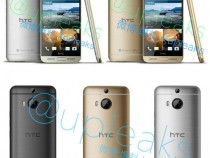 HTC One M9 Plus leaked images