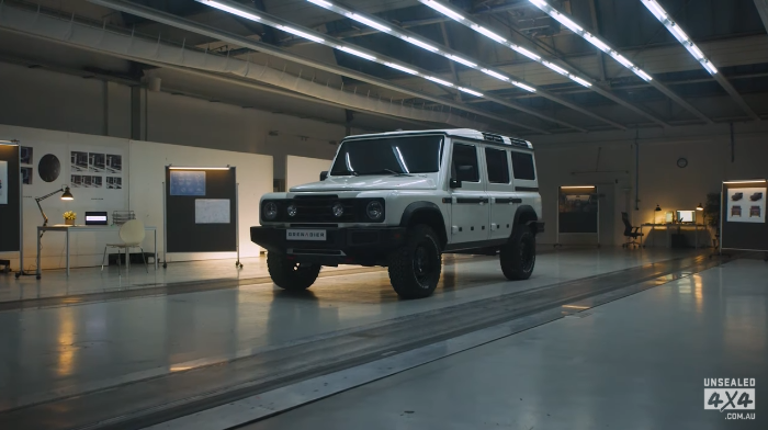 New Ineos Grenadier 2021: The New Off-Roader Powered by BMW Engines!