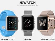 Apple Watch pre-order announcement