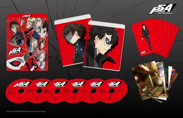 Persona 5 Blu-Ray Edition Set