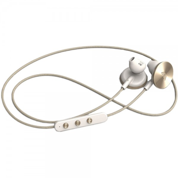 Buttons Wireless Bluetooth Headset for Smartphones