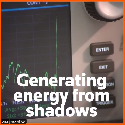 [Viral Video] Shadow-Jutsu? New Technology in Singapore Can Make Energy from Shadows!