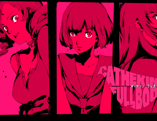 Catherine Full Body official art