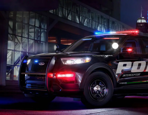Ford Police Interceptor 2020