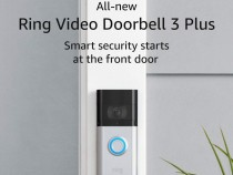 All-new Ring Video Doorbell 3 Plus – enhanced wifi, improved motion detection, 4-second video previews, easy installation