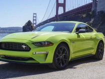 Ford Mustang Ecoboost 2020