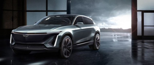 Cadillac Lyriq Electric SUV