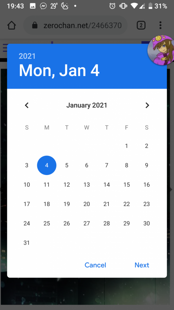 Google Chrome Canary Download Scheduling Picking Date