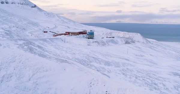 Arctic World Archive