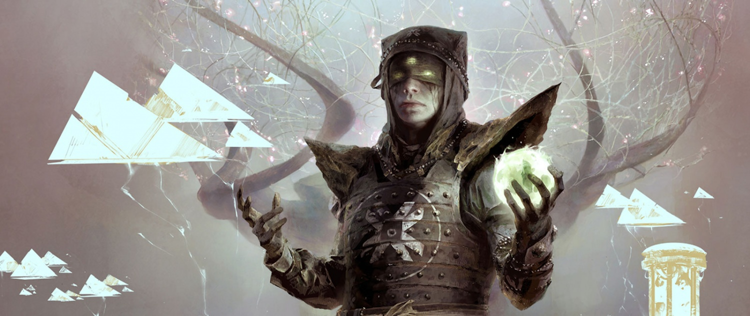 Something is Surely Brewing Within Destiny 2