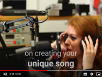 Create your own unique song with Songlorious.