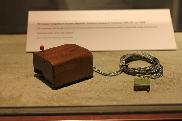 world's first computer mouse