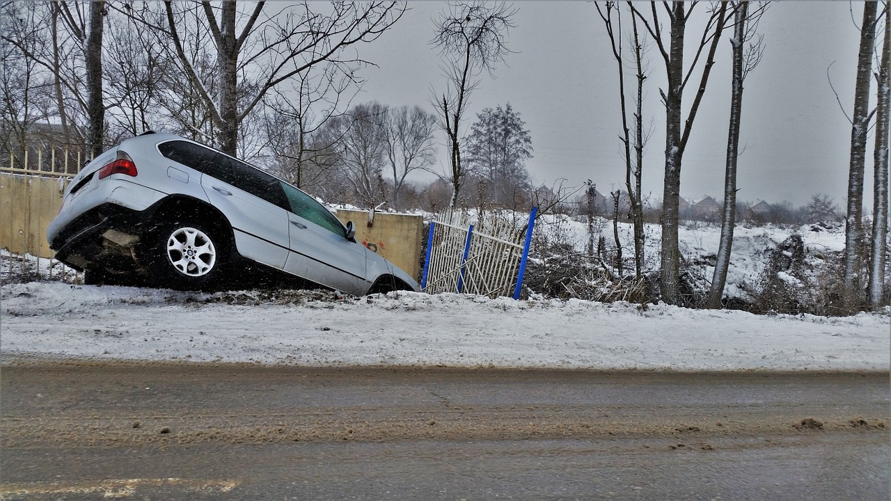 What If an Employee Wrecks a Company Car?
