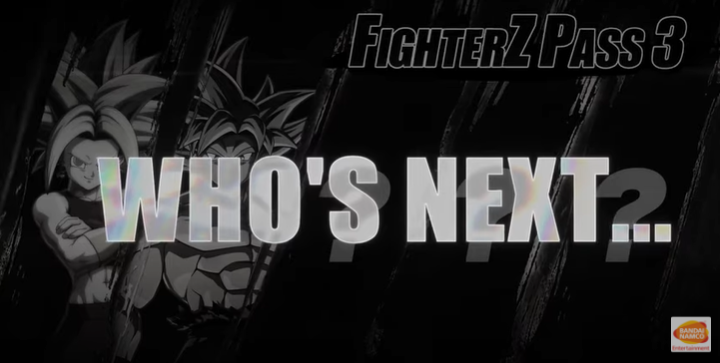 """""""Dragon Ball FighterZ Pass 3"""" new character revealed."""