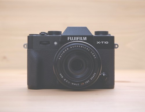 You Want Fast? Fujifilm XF50mm will Surely Give You Fast