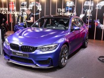 The 2021 BMW M3 and M4