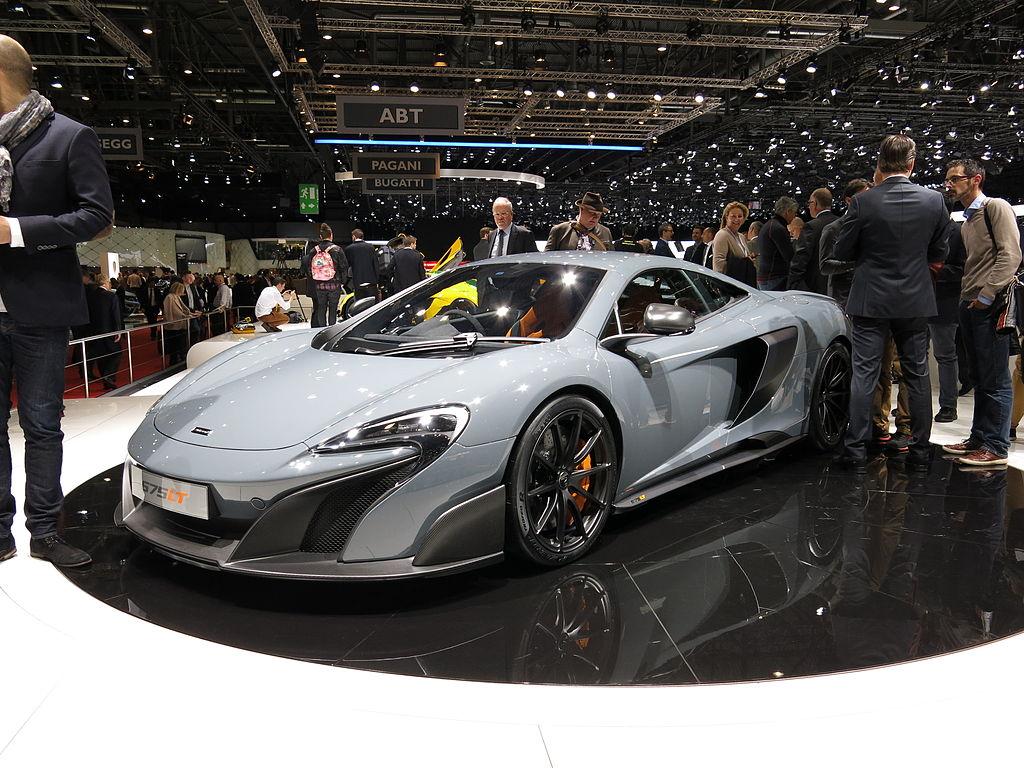 McLaren 765LT Extraordinary Performance - iTech Post
