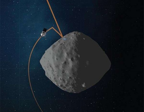 NASA's OSIRIS-REx is about to make History