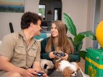 Crash Bandicoot 4: The Irwin Family Endorses The Game In A Creative Ad Featuring Real-Life Bandicoots