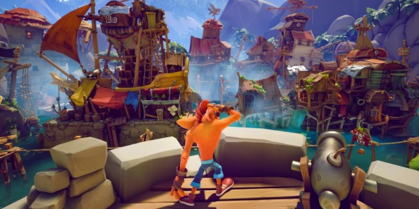 iTech Post - Crash Bandicoot 4 Review Roundup