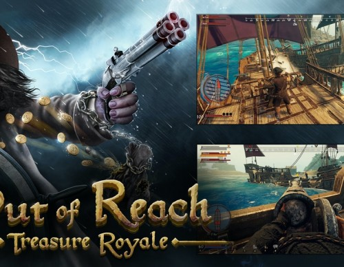 Out of Reach Treasure Royale: Everything We Know So Far